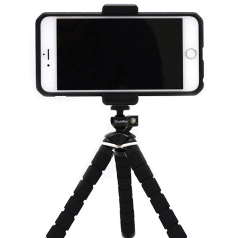 iStabilizer smartFlex Flexible Leg Tripod with Smartphone Adapter