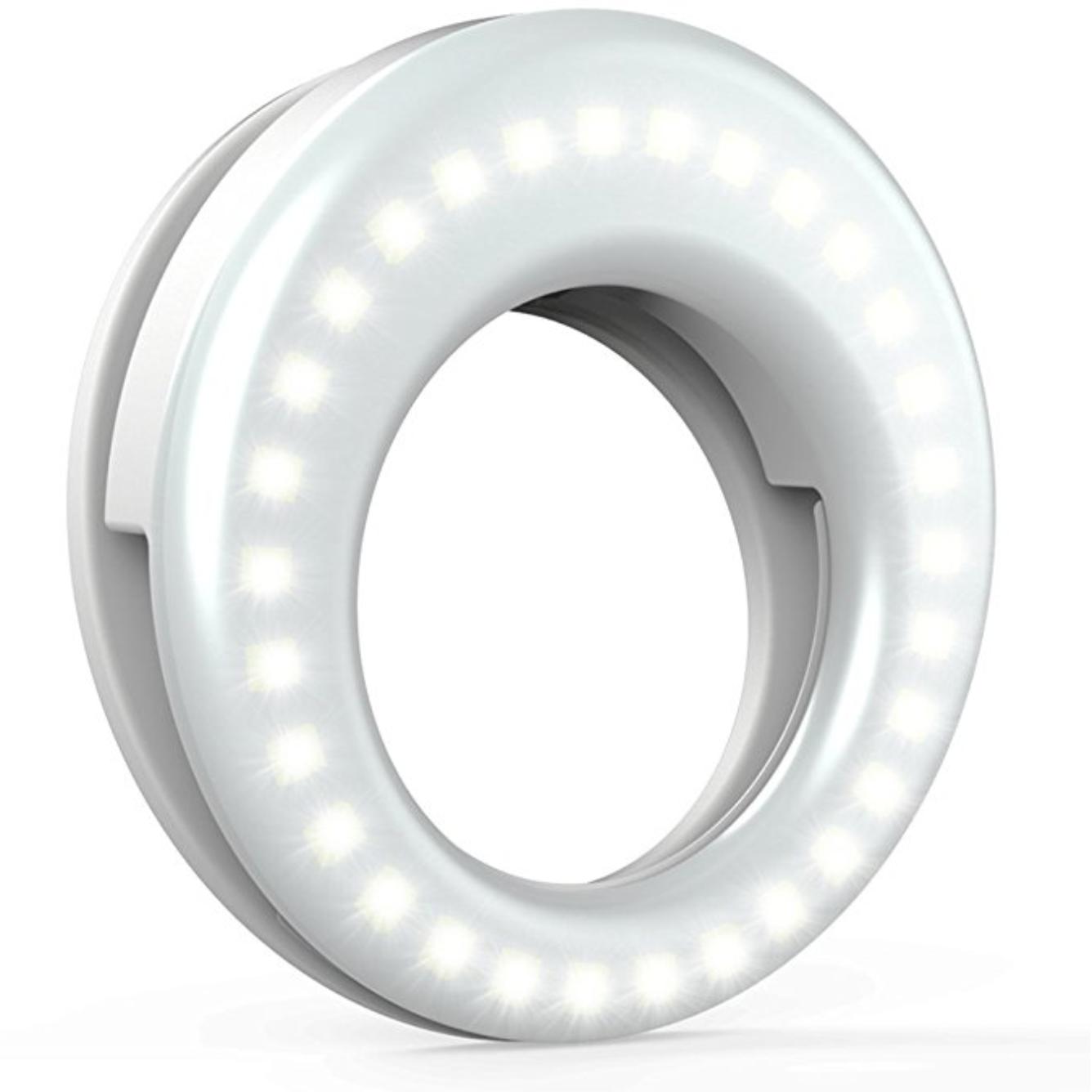 LED Ring Light for smartphone