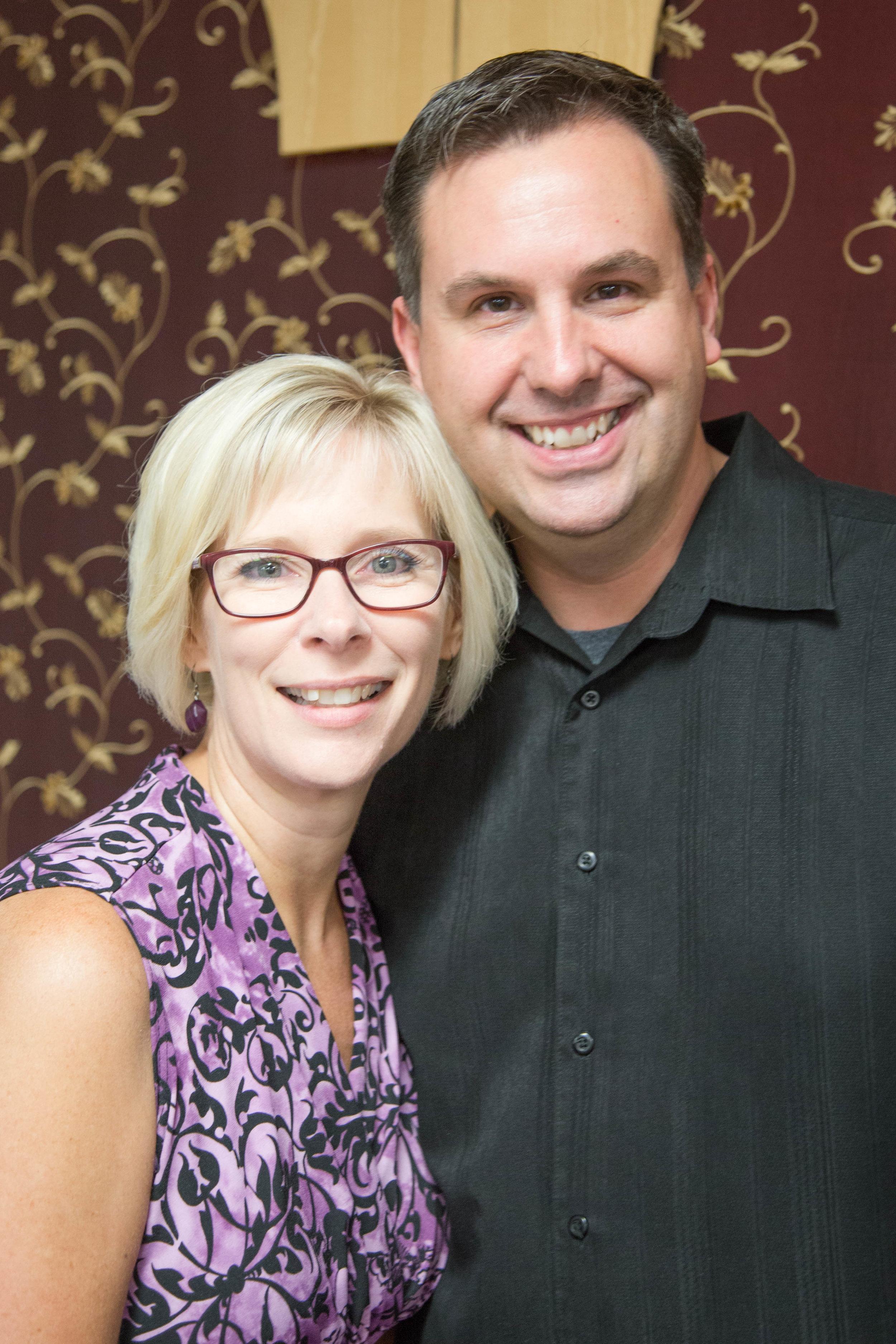 Mike & Dianne McCoy -