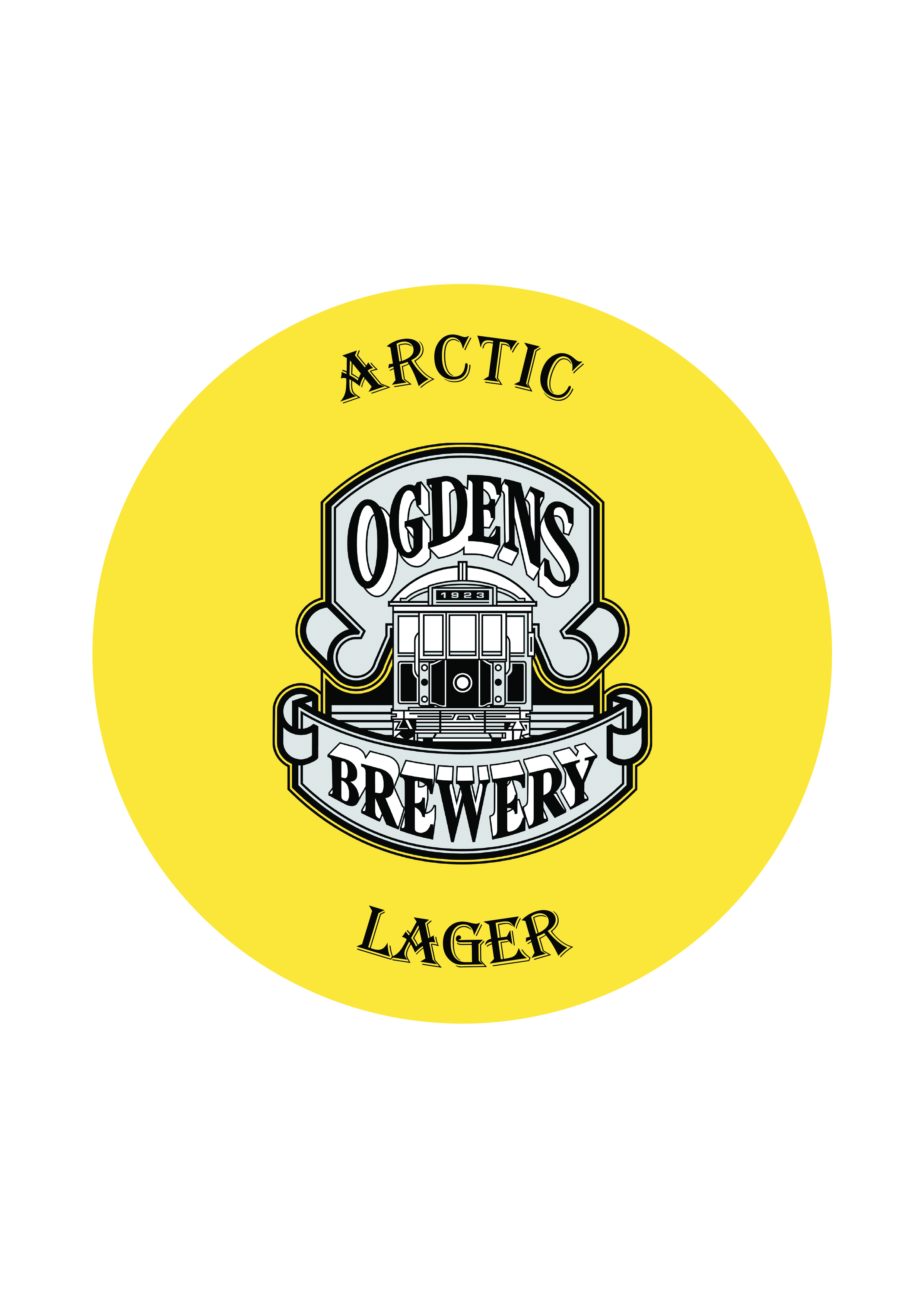 Arctic Lager   Lager   4.8% - Very refreshing and drinkable with its crisp and clean lager characteristics (no fruity esters or diacetyl). It has a firm bitterness and a medium, noble hop character, in this case Hallertau and Tettnanger. True German style of beer uses 'noble' hops. Straw to gold in colour.