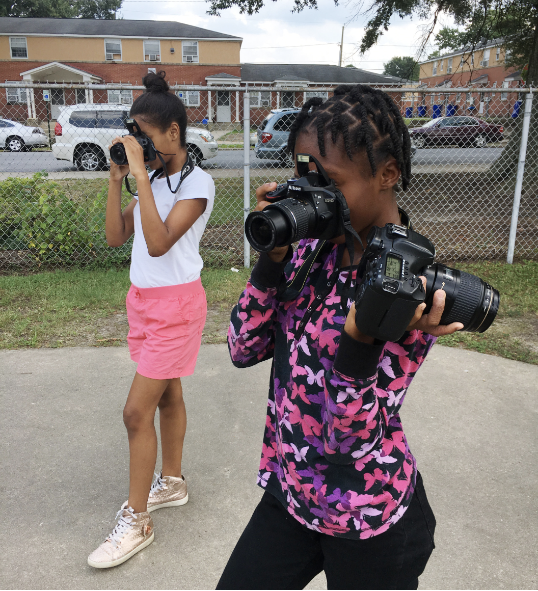 Digital Photography - (with the Black History Museum, running from July 15th-19th, 2019)We are excited to partner with the Black History Museum & Cultural Center of Richmond this summer. Students will get to know the museum's collections and explore historic Jackson Ward while learning the fundamentals of digital photography. Registration details to come soon!