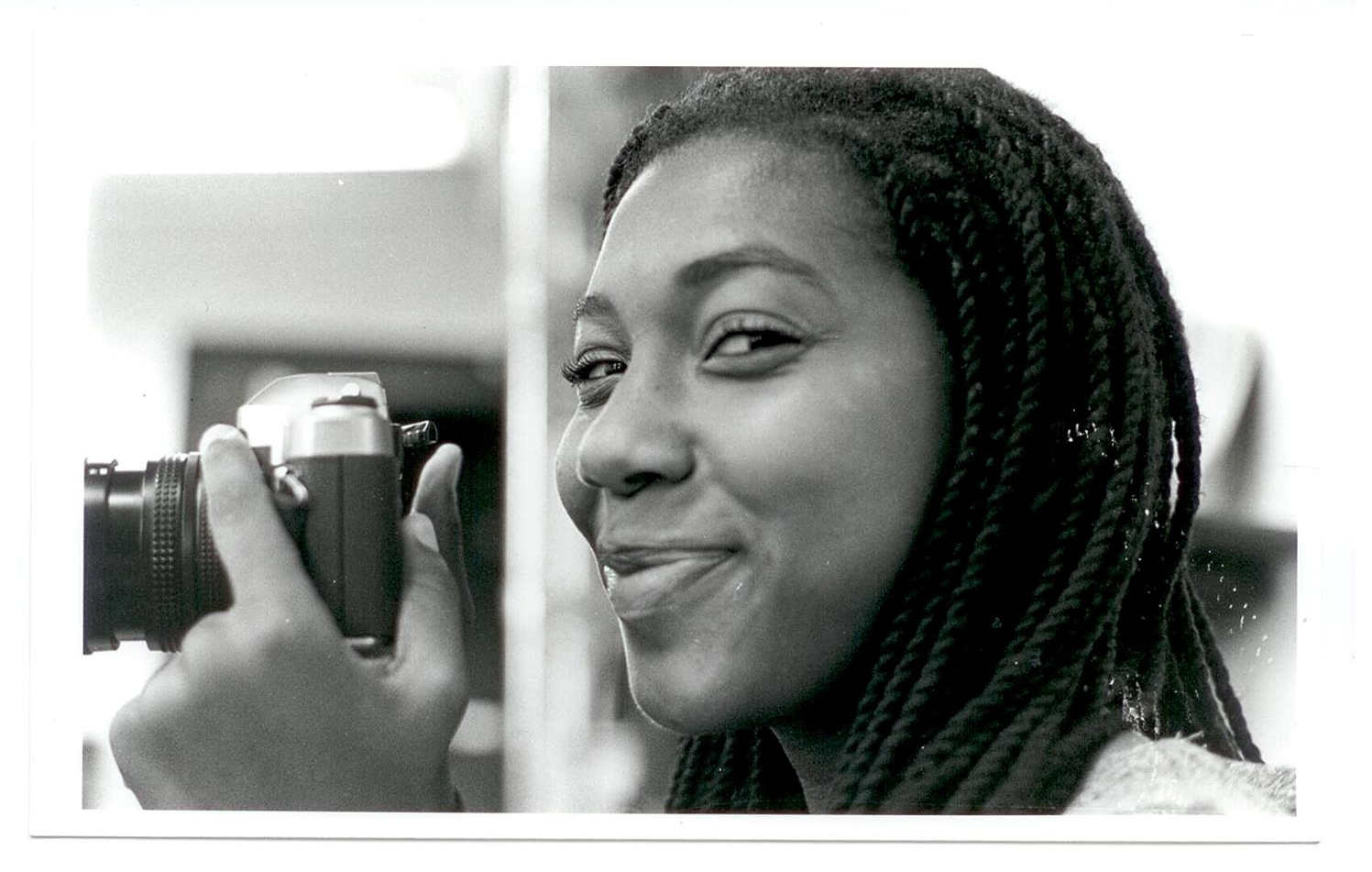 "Maya Jackson - Maya, born and raised in Richmond, VA, just graduated with a BFA in Photography + Filmmaking from VCUarts. Her work focuses on challenging photography as documentation, ""truthful"" imagery, and introspection through self portraiture as a form of meditation. An active participant in the local arts community, she is currently a volunteer, mentor, and member of the auction and exhibition committees at Oakwood Arts. In the summer of 2018, Maya completed an artist residency at the GlogauAIR studios in Berlin, Germany, followed by an exhibition entitled Sixty-Seven. Most recently, her work appeared in the Black History Museum and Cultural Center of Virginia, in a group exhibition titled The Art of Freedom, where local Virginia artists responded to a call of what freedom means to them."