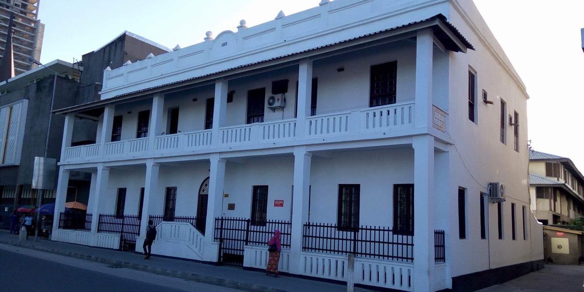 Sector House, Dar-es-Salaam