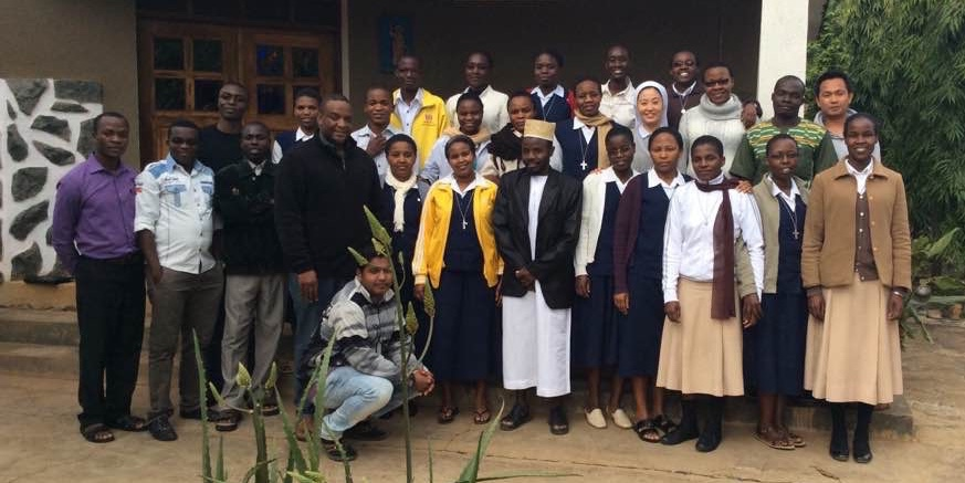 Novices study Islamic Spirituality