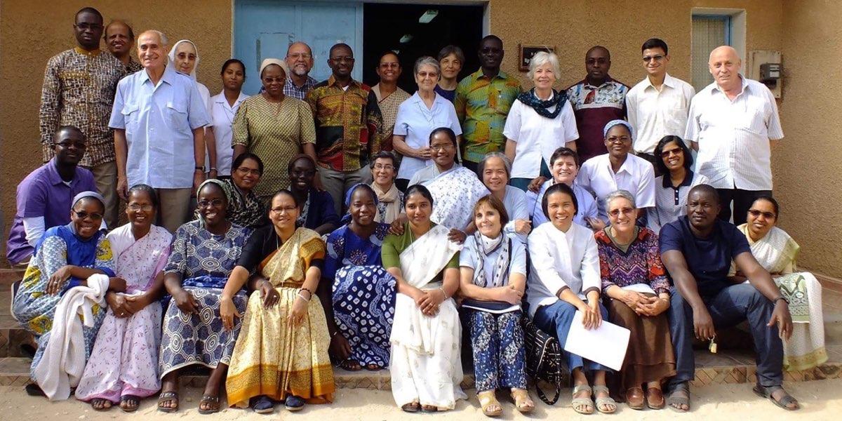Church Personnel Mauritania