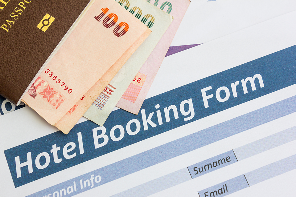 Increase direct booking website