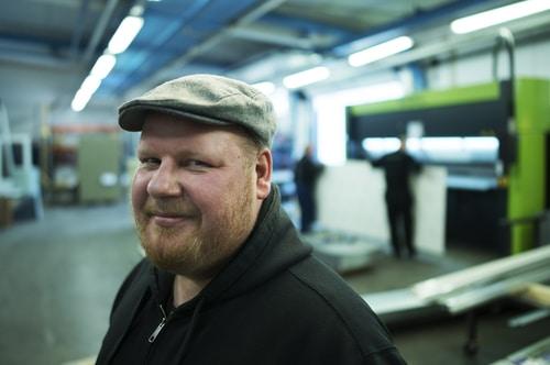 Perustaja Toni Tirkkonen