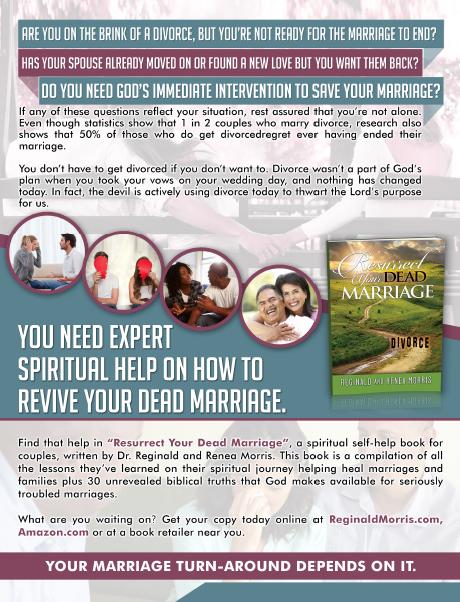 Resurrect Your Dead Marriage Flyer PDF
