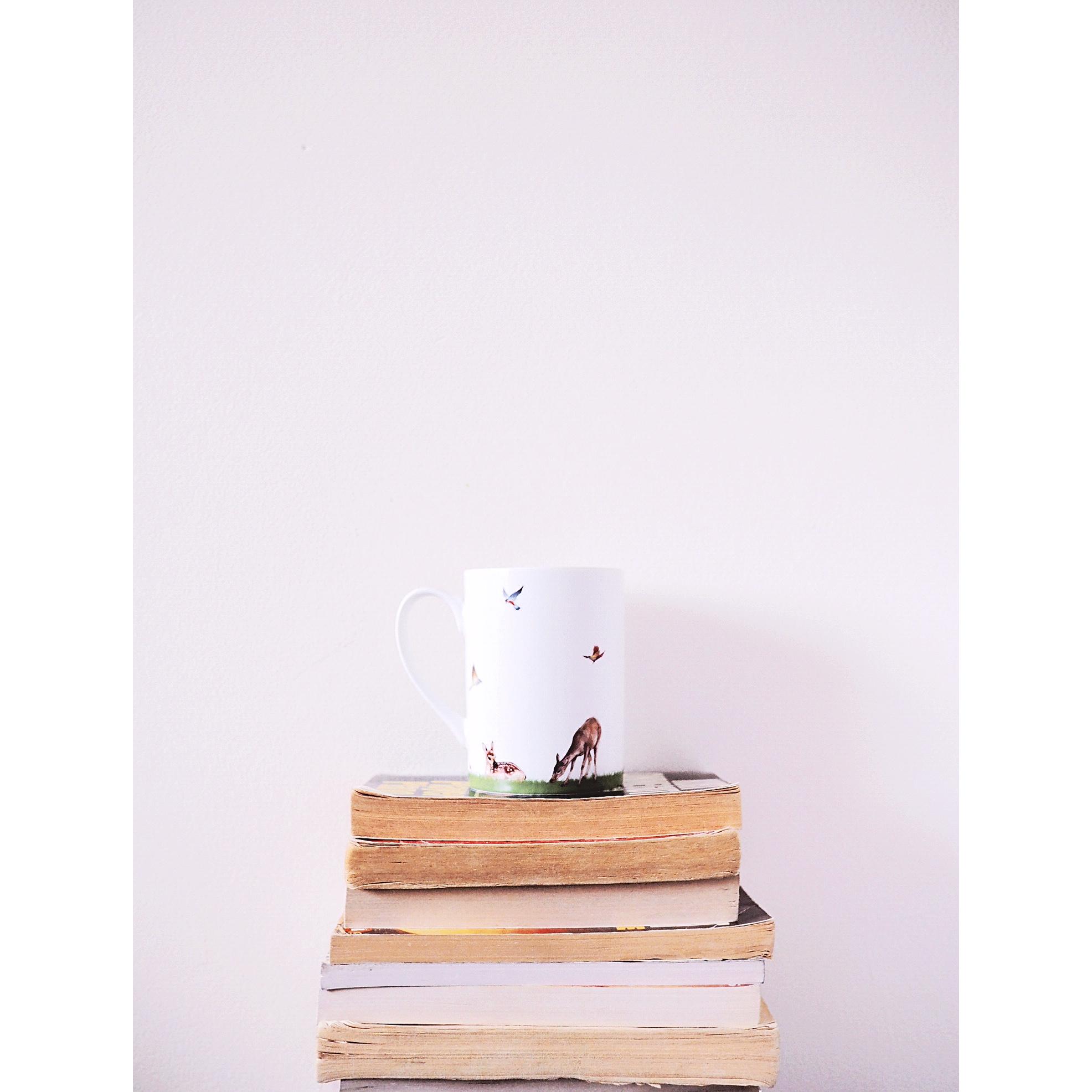 Kate Wainwright | tea and books
