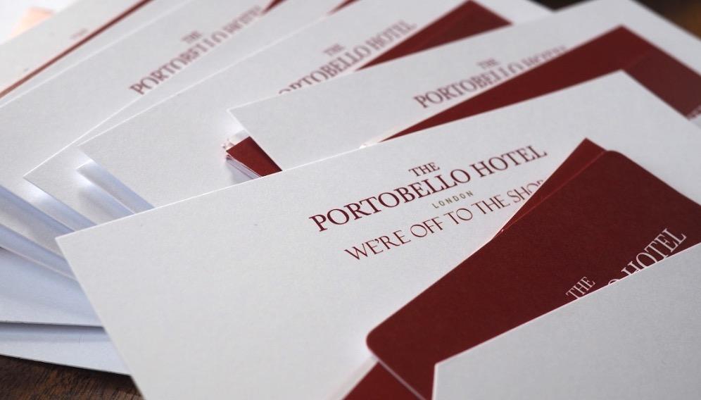 Supal Chevron and Eclairs Blogtacular photowalk at the portobello hotel notting hill