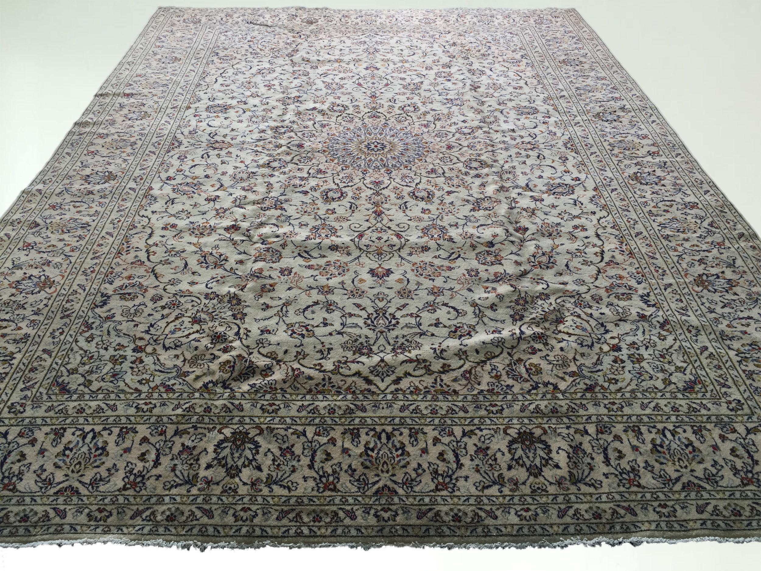 Persian Kashan Rug, Persian rug, Persian Carpet