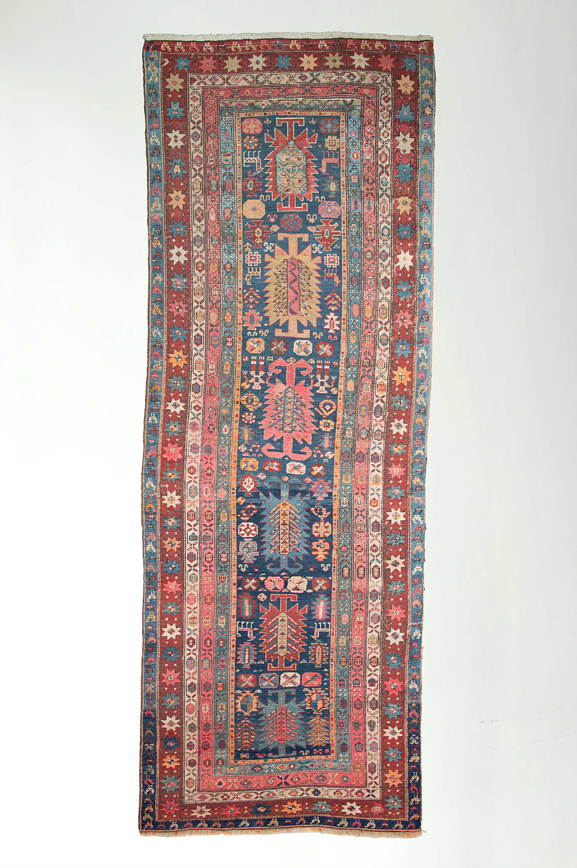 Antique Shirvan Runner