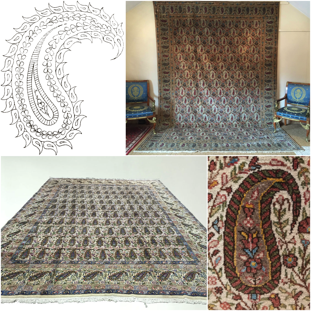 Influence Of Persian Rugs In Fashion