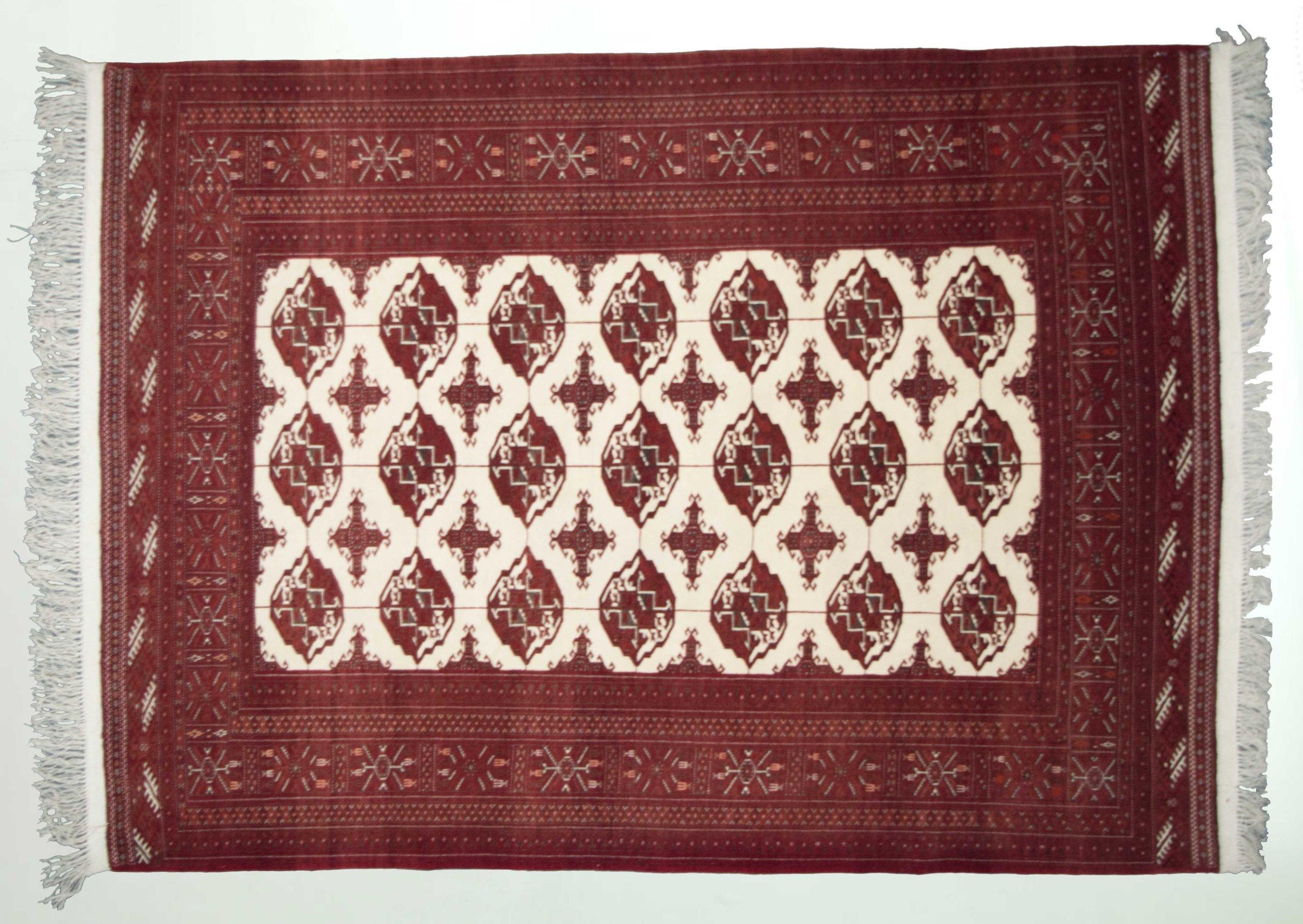 Persian Turkaman, Turkaman, Turkmen, Persian rug, Persian Carpet, Turkmenistan