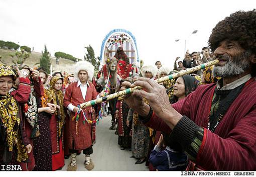 Turkmen, Iranian Turkmen, Turkaman Rugs, Turkaman Carpet