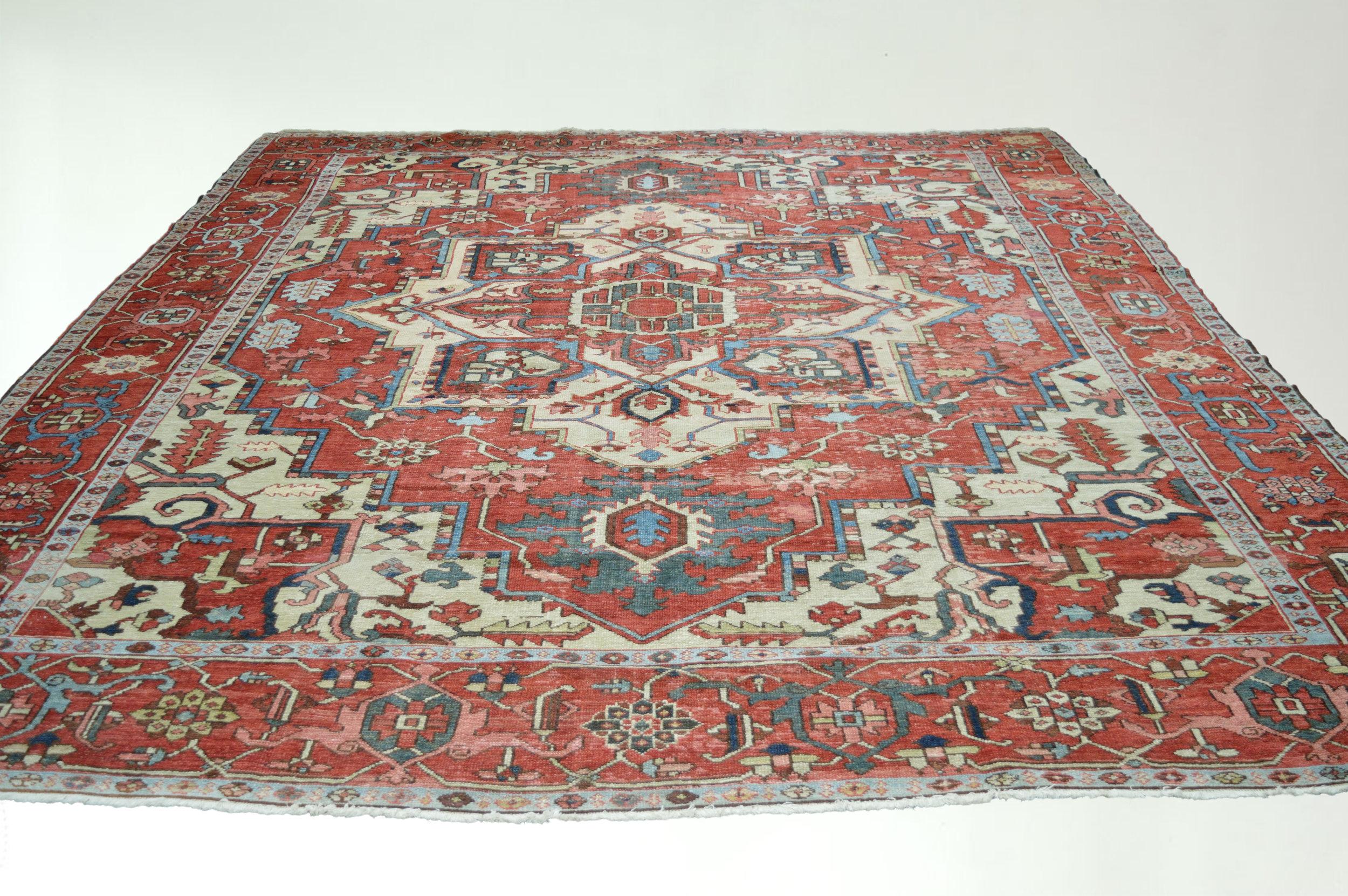 Persian Rug, Persian Carpet, Rug, Carpet, Persian Rug Hampshire, Persian Rug Wiltshire, Wiltshire, Hampshire, Rug, Carpet, Heris, Heriz