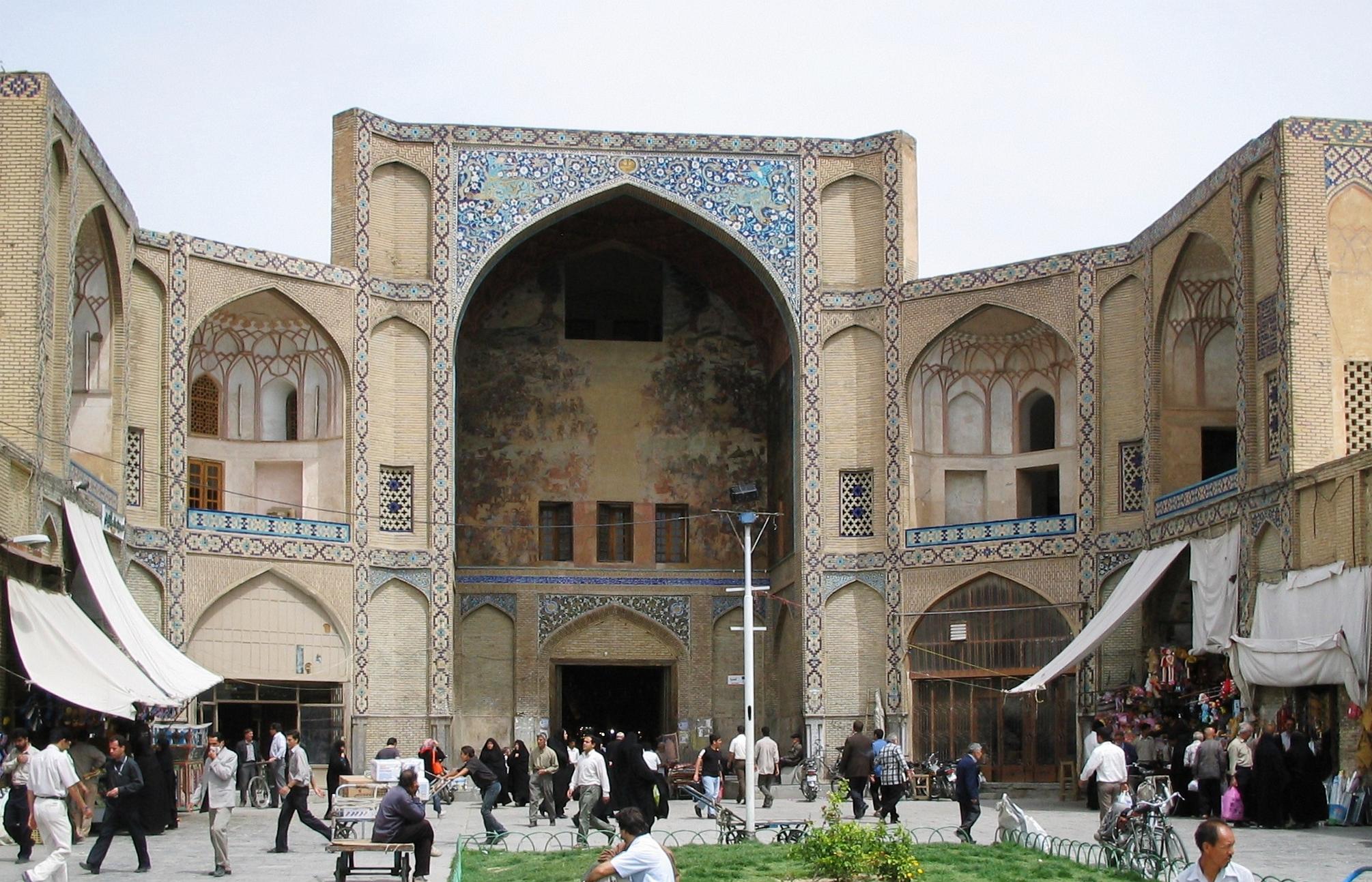 Isfahan, Bazaar, Isfahan Bazaar, Persian Rug, Persian Carpet, Persian Rug Hampshire, Persian Carpet Hampshire, Hampshire, Wiltshire, Bakhtiyar