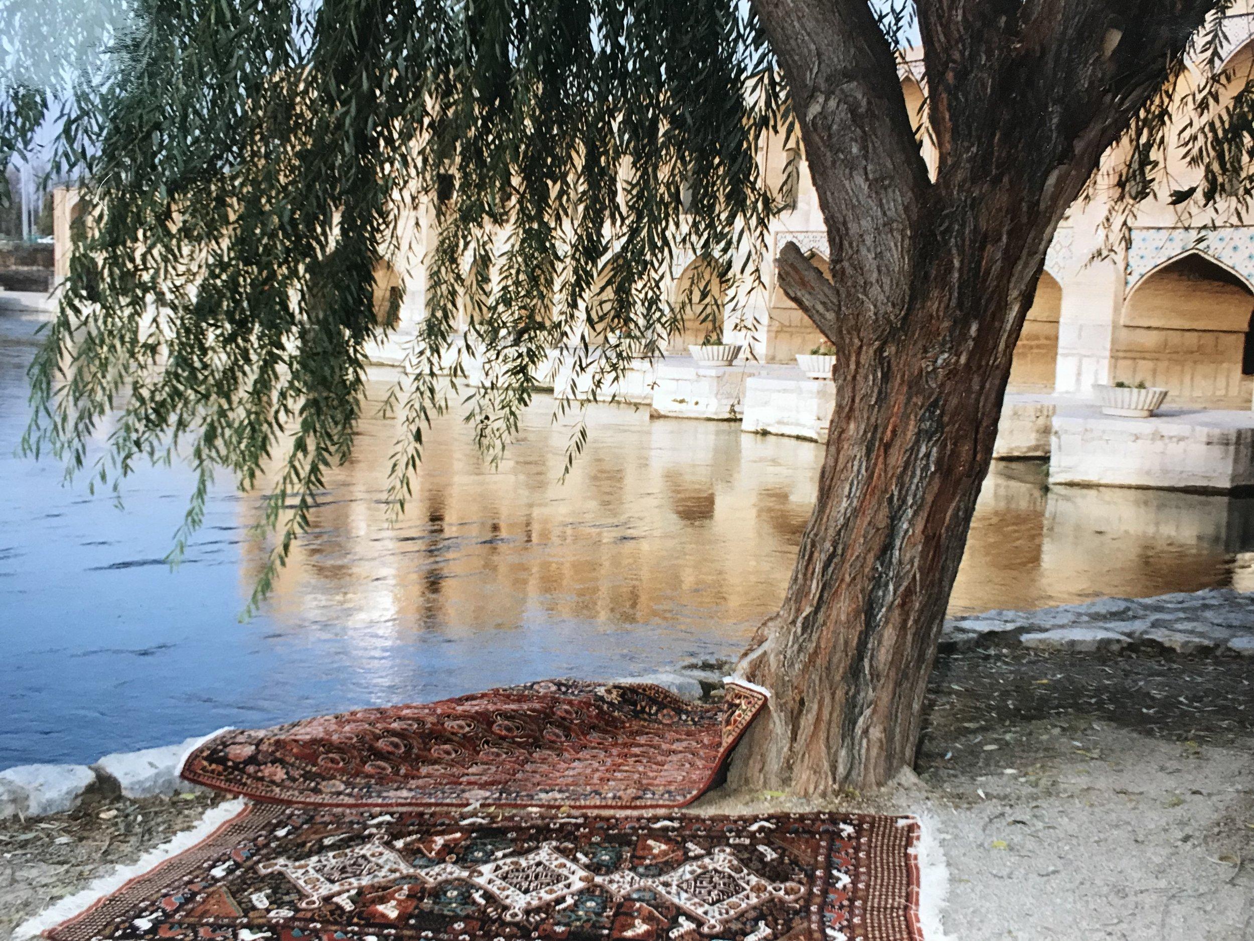 Esfahan, Dorset, Wiltshire, Hampshire, Bakhtiyar, Persian Rug, Persian Carpet, Oriental Carpet, Exhibition