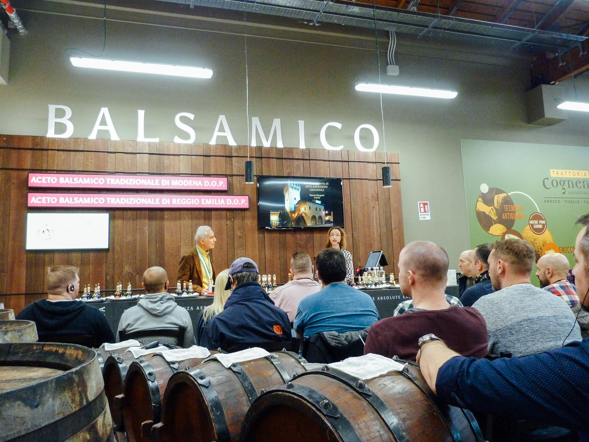 Oakman Inns Head Chefs visit FICO Eataly World in Bologna