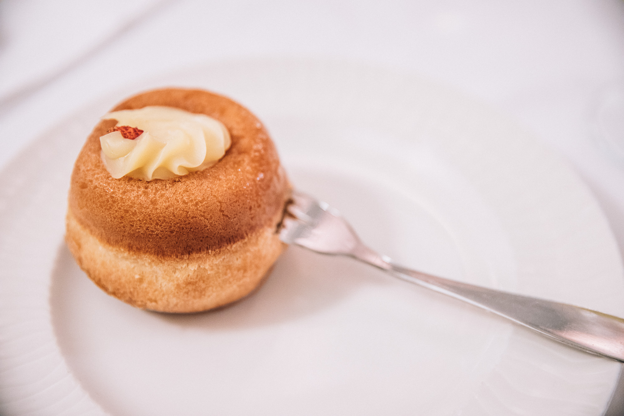 Rum Baba at Mimì all Ferrovia, Naples