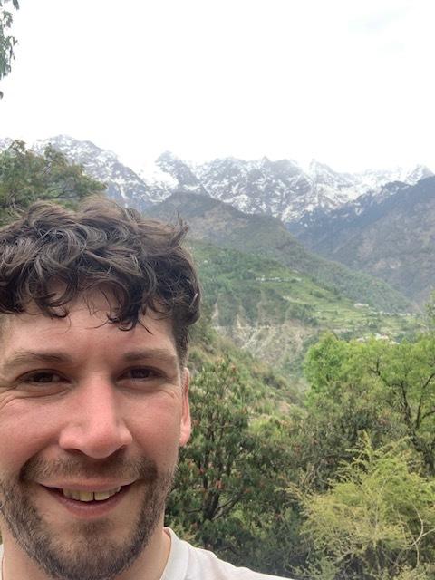Joseph Cox Endeavour India Trek, Oakman Inns.jpg
