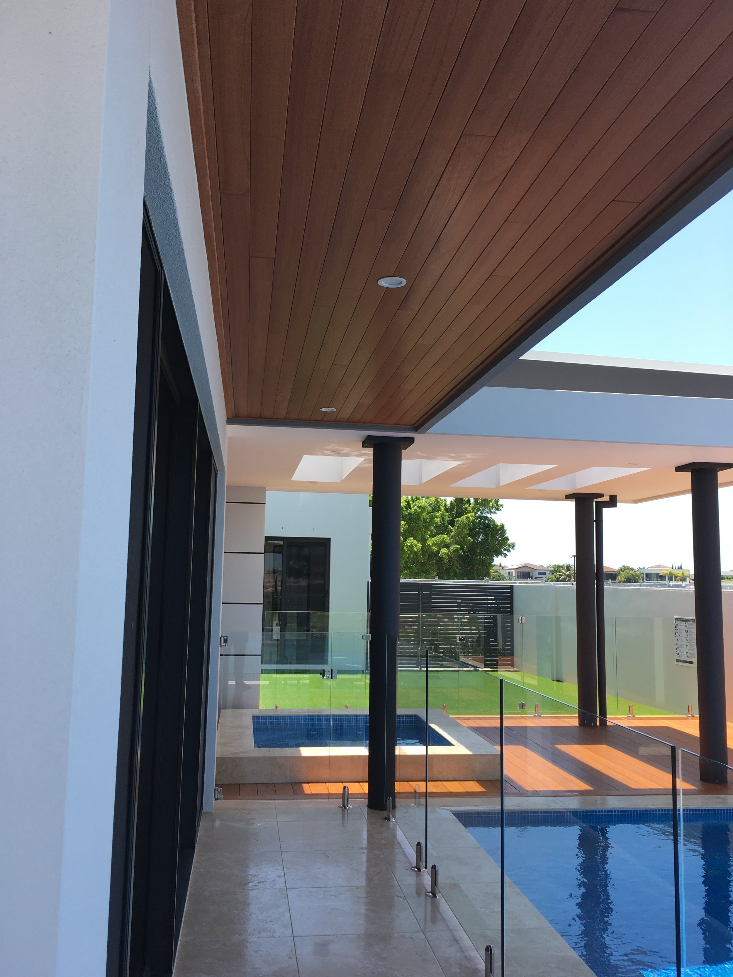 Prefinished Ceiling Boards by Australian Timber Ceilings