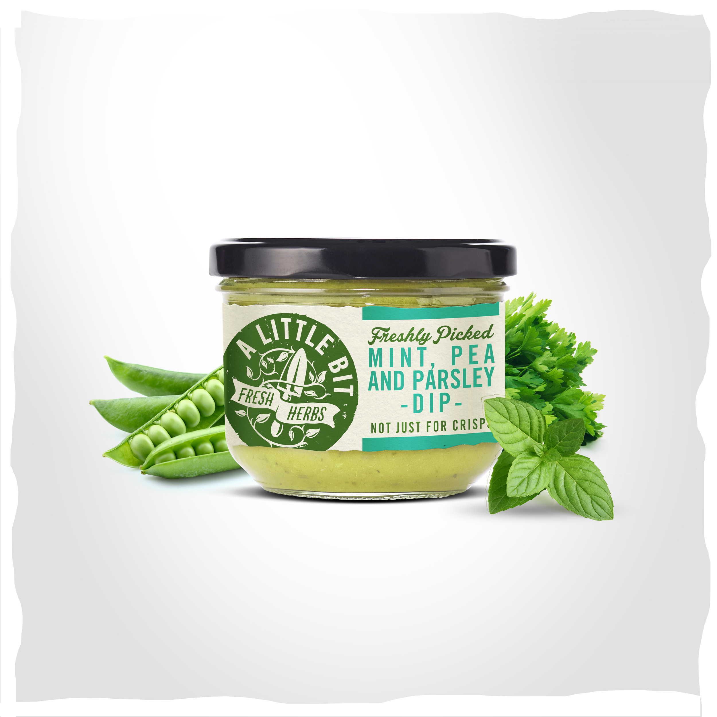 Mint, Pea & Parsley Dip   Try heating and stir through pasta for a nutritious, herby sauce.