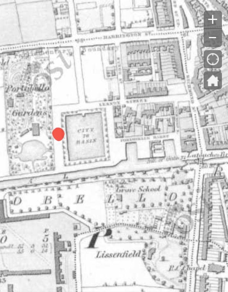 1837-1842 Ordinance Survey Ireland