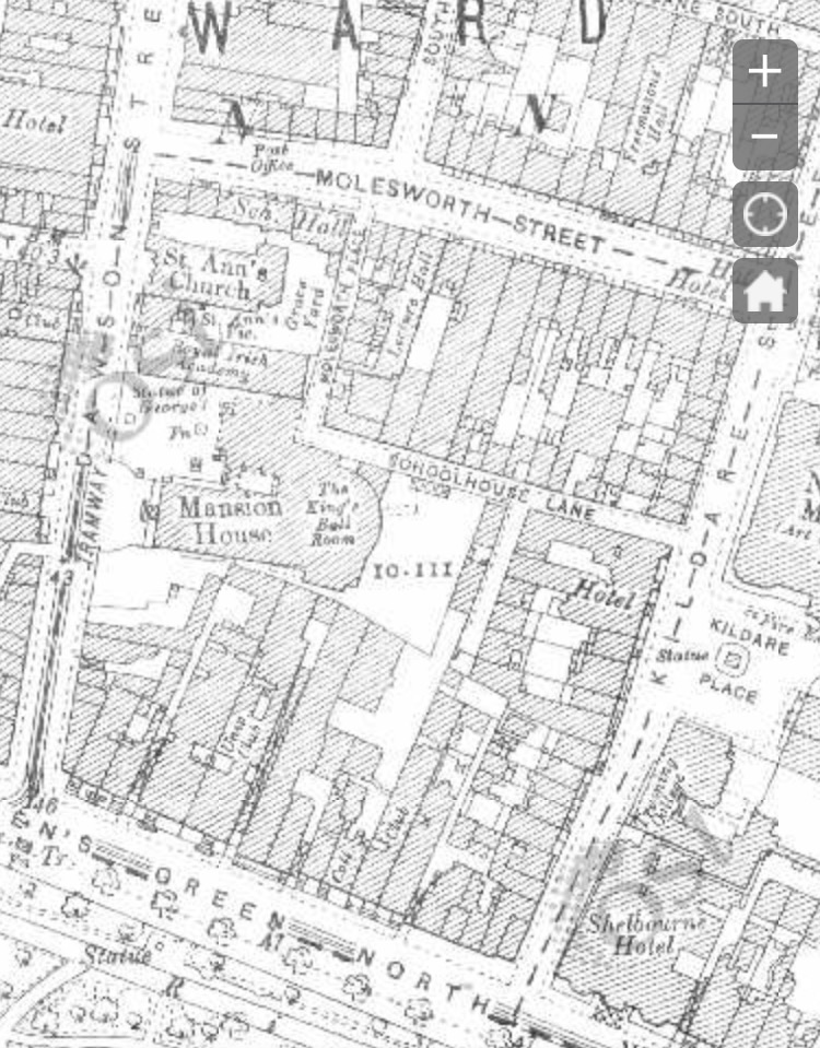 Ordinance Survey Ireland 1888 - 1913