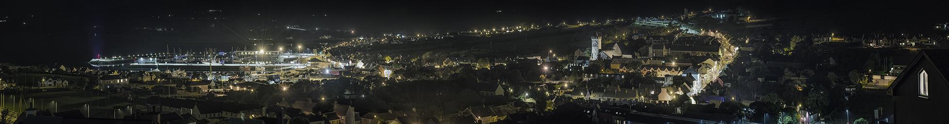 17 image stitched panorama