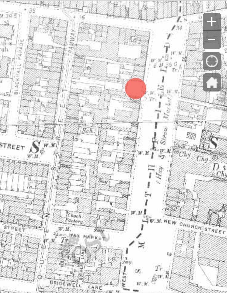 Ordinance Survey Ireland 1888-1913