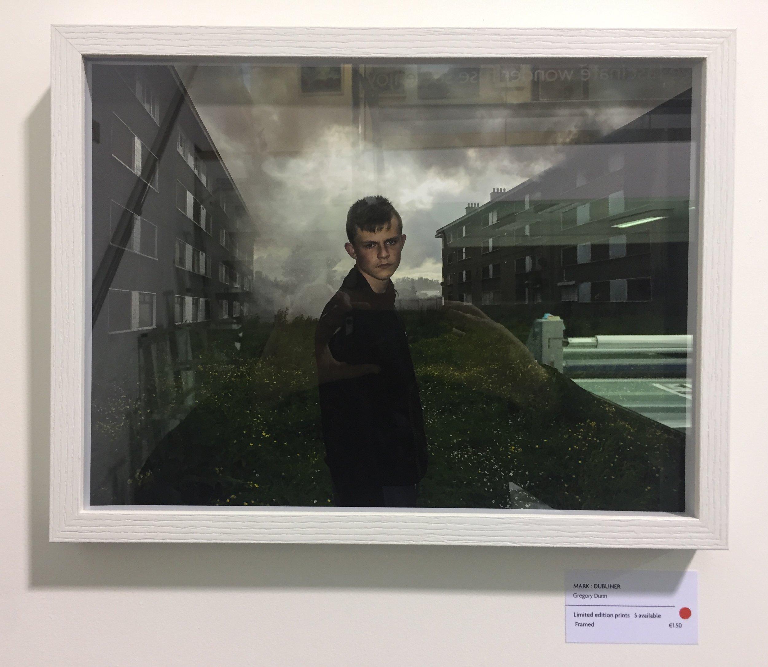 Mark - Dubliner - Gregory Dunn