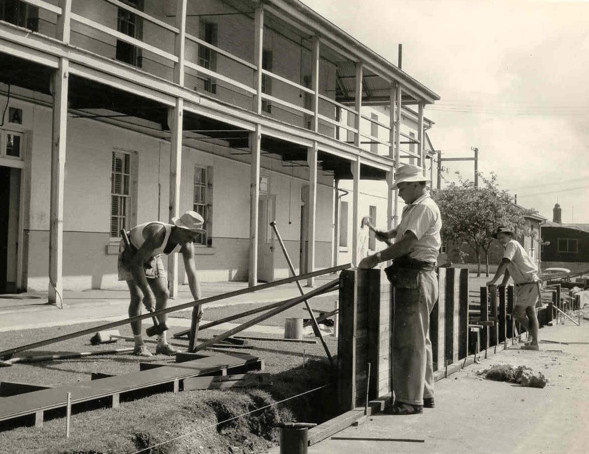 Victoria Barracks reconstruction.jpg