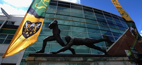 Franklin's Gardens : Home of the Saints