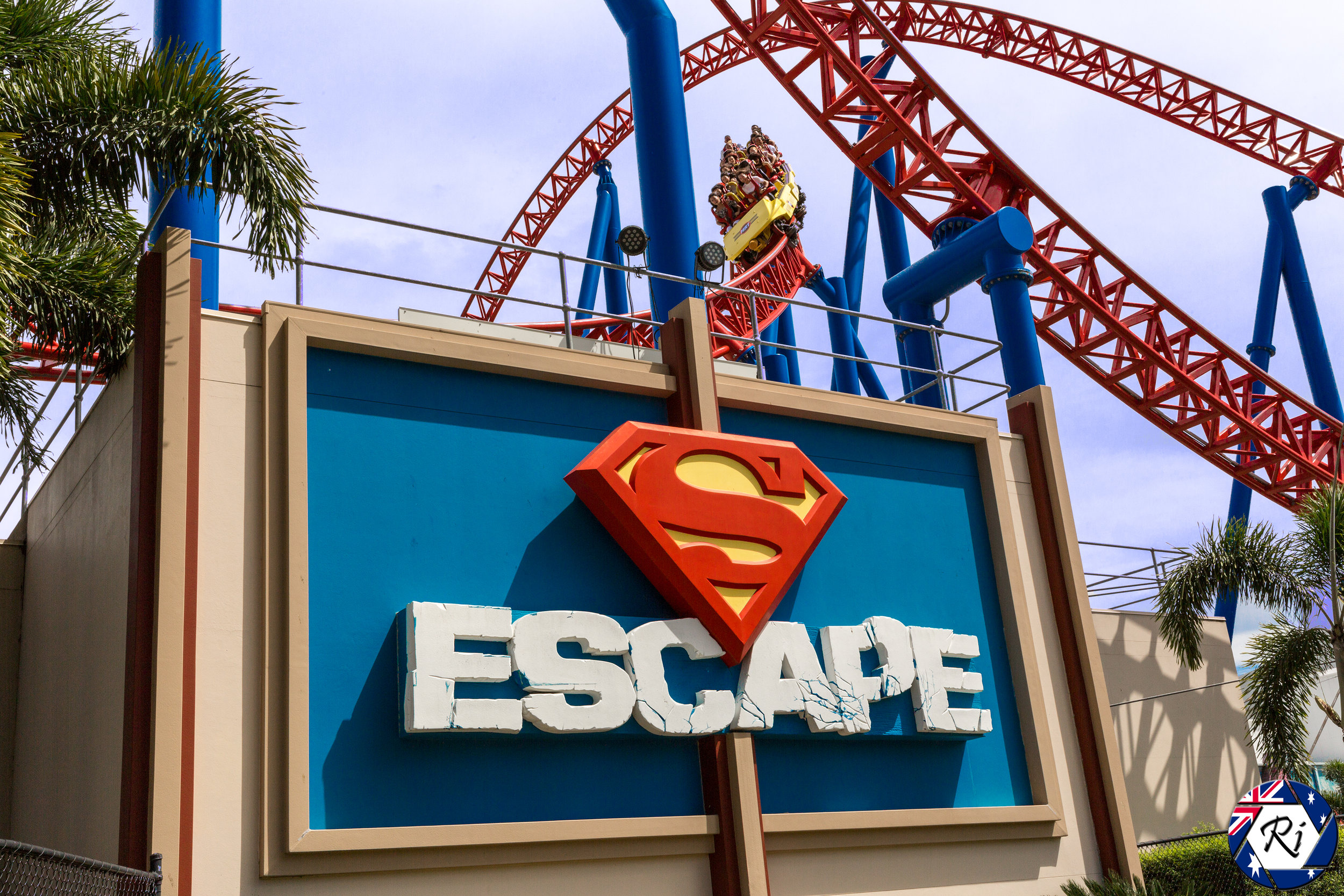 Superman Escape