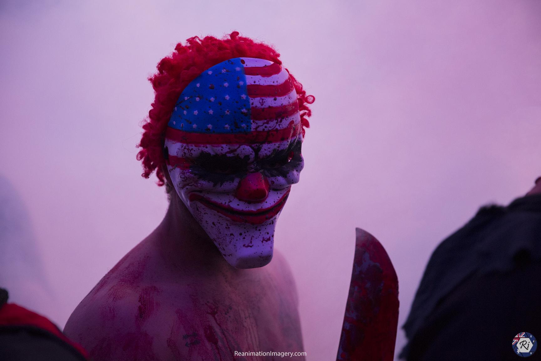 Everyone Loves Clowns
