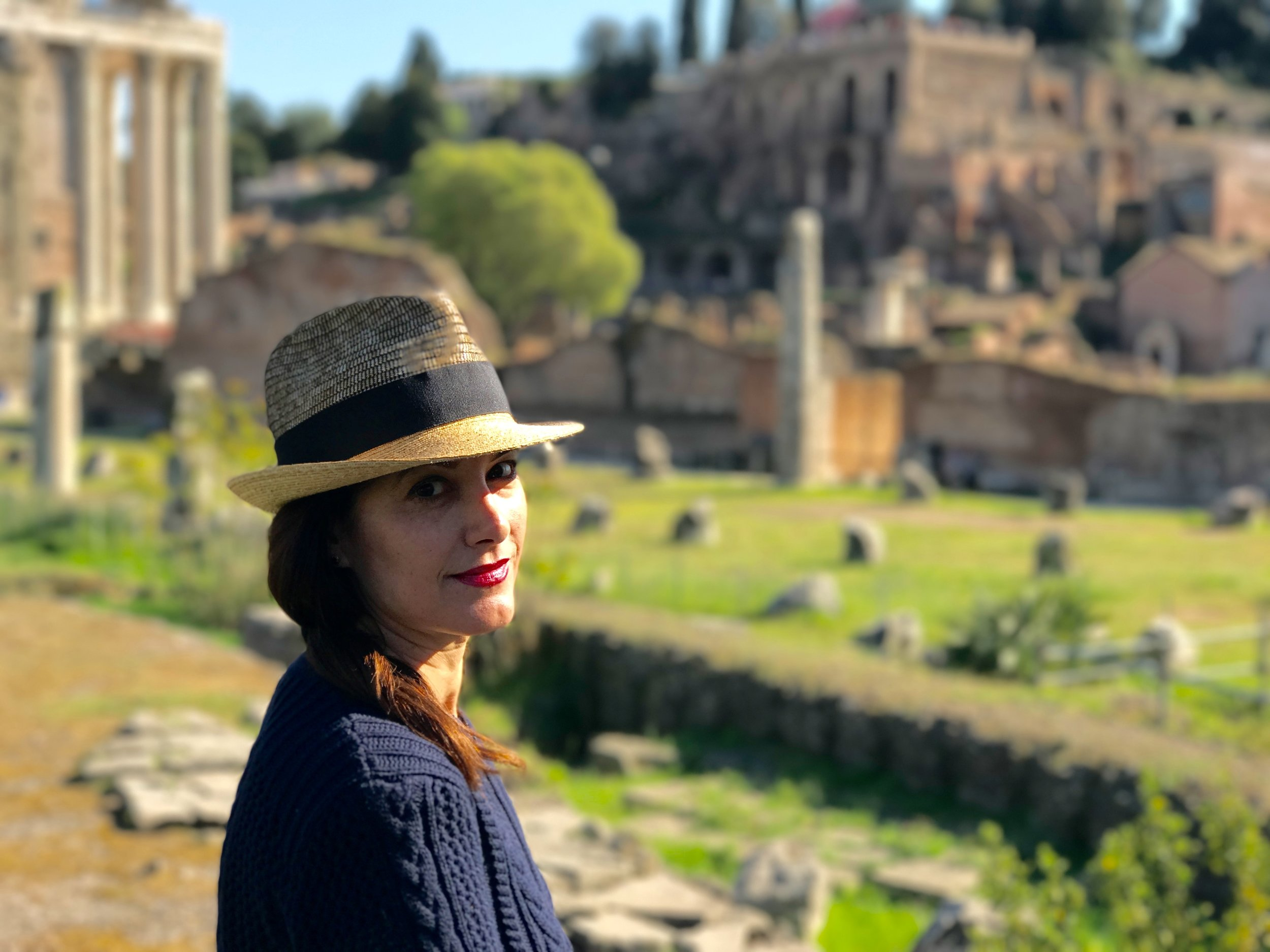 Erica is a Rome-based journalist and digital storyteller with a lot to share. Keep up here. -
