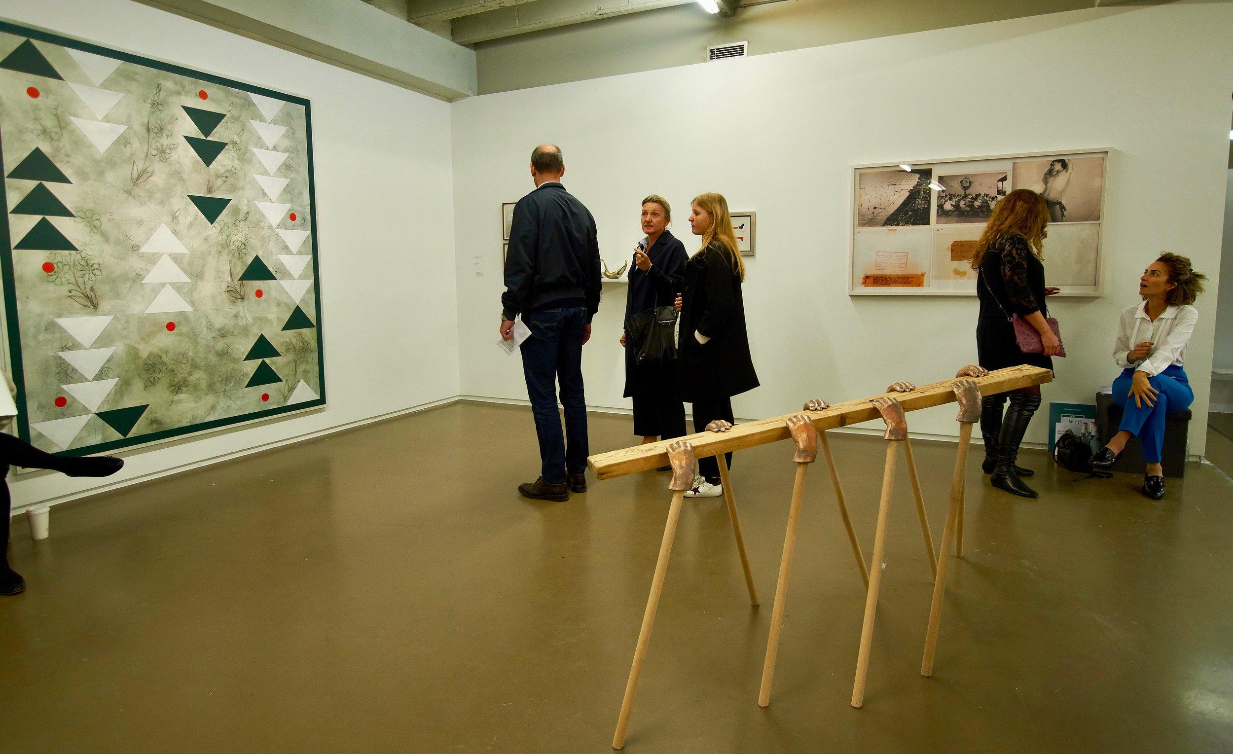 Hera Büyüktasçiyan at Green Art Gallery