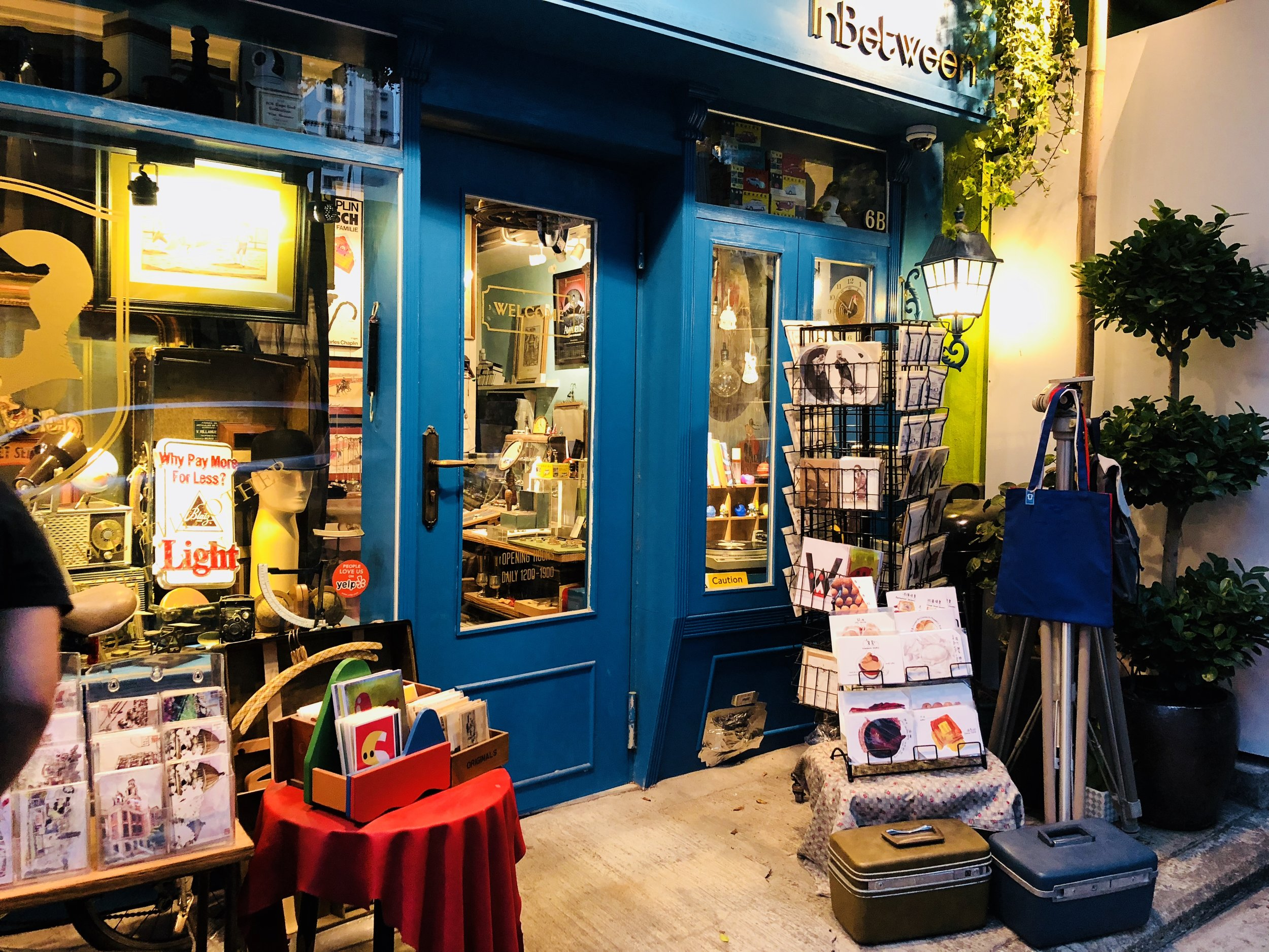 Quirky little stores that sell everything