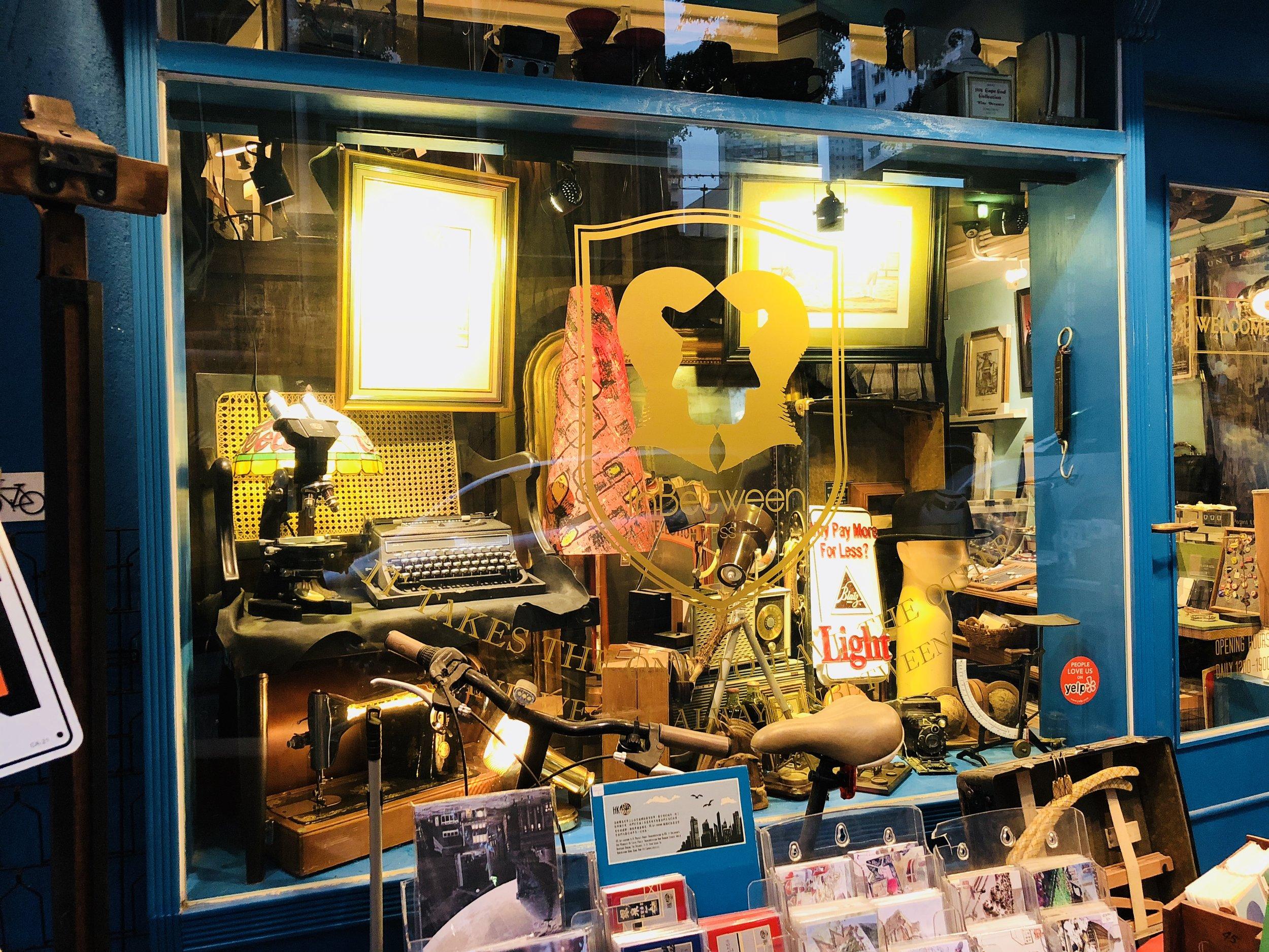 Eclectictic boutiques