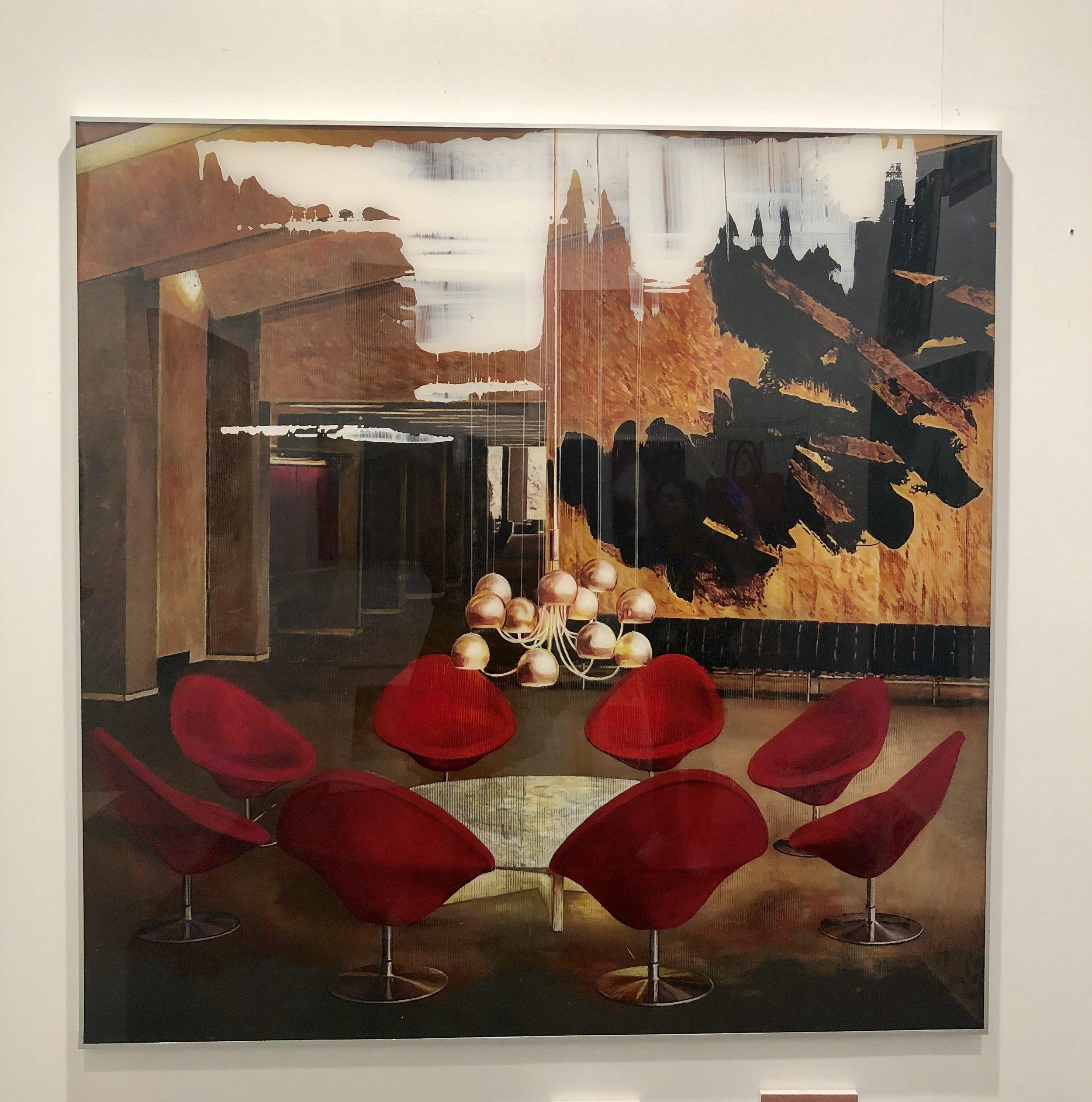 Gil Heitor Cortesao's work at Pedro Cera gallery