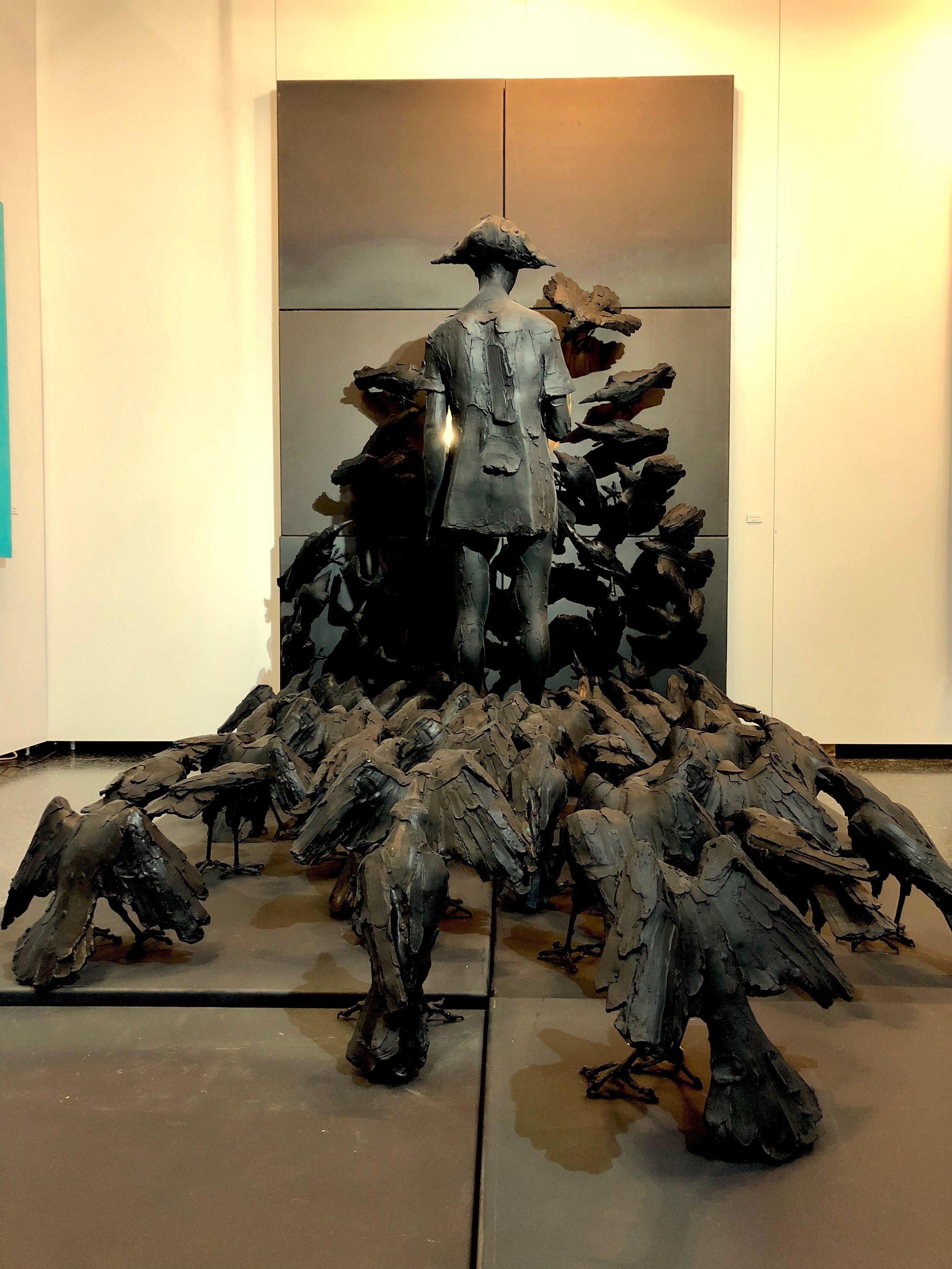 The fabulous work of Mahmut Aydin at PG Art Gallery
