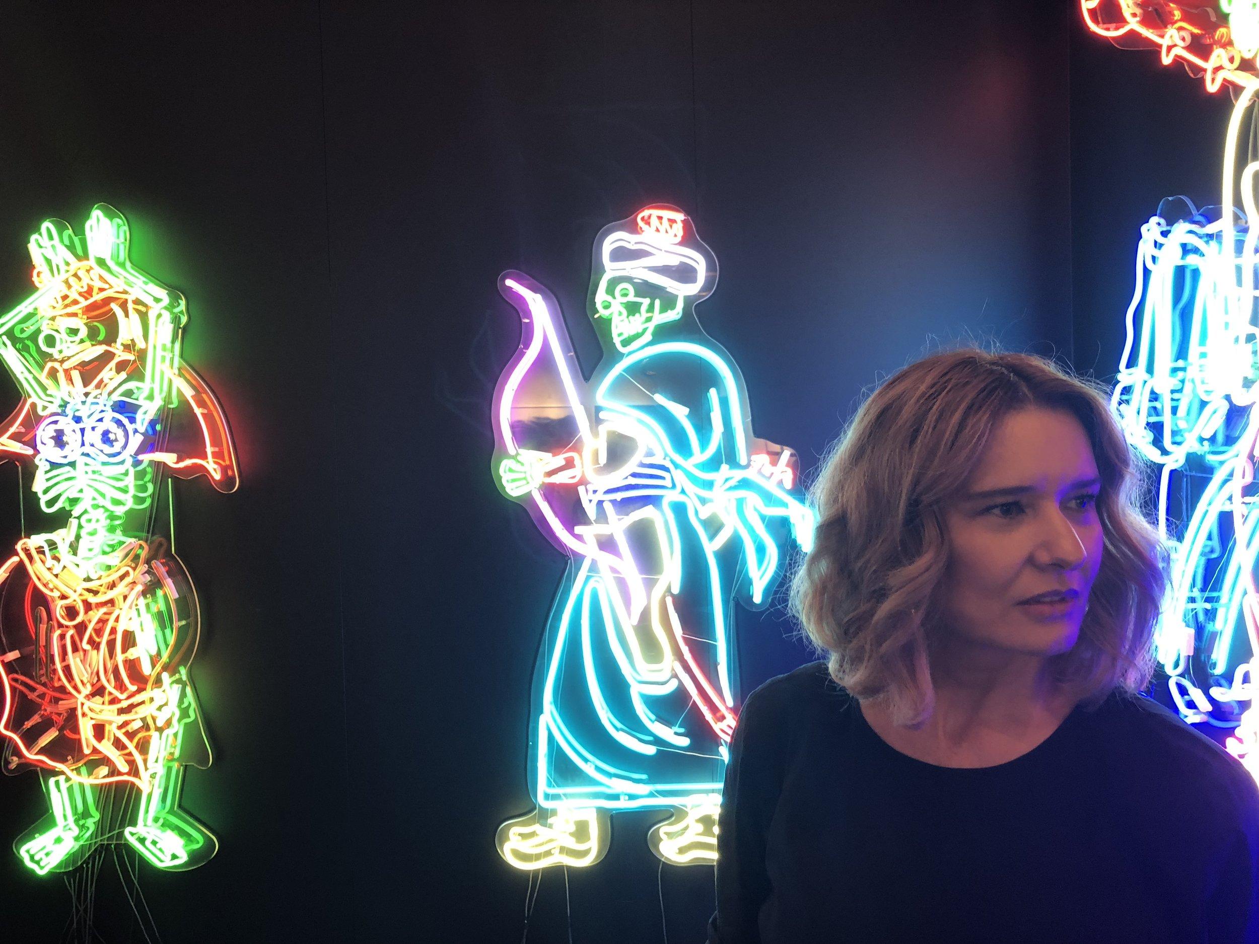 Sarp Kerem Yavuz's neons #CurseoftheForeverSultan