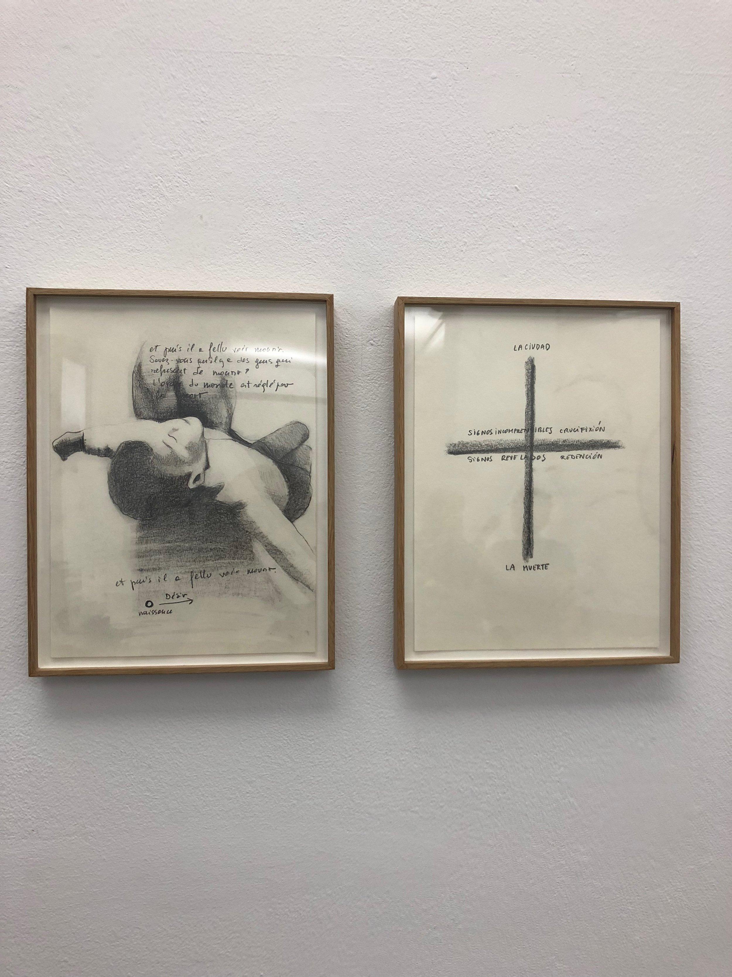 La Peste by Dora Garcia at ProjecteSD gallery