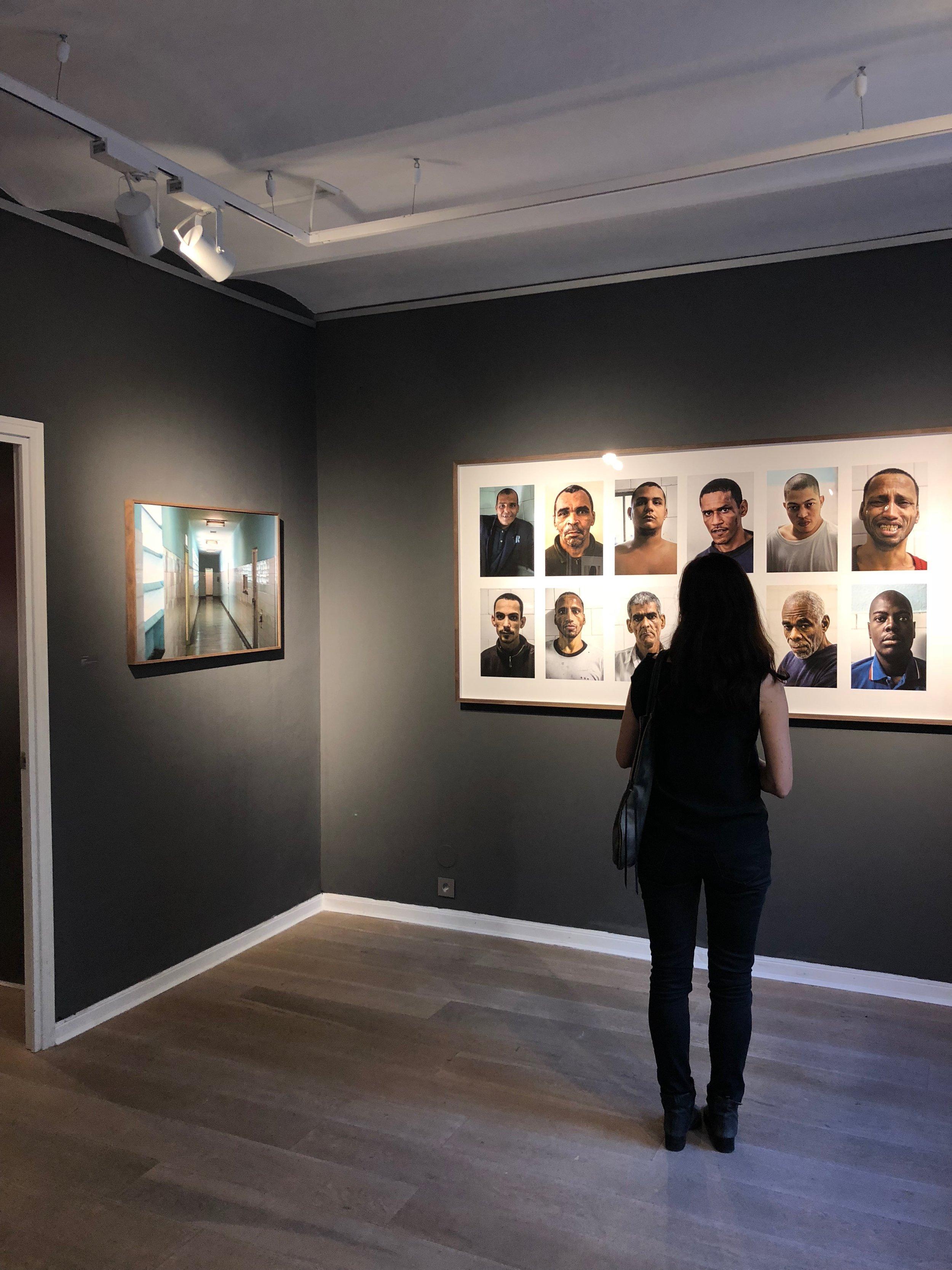 Photographer Eduardo Marco at Galeria Zielinsky
