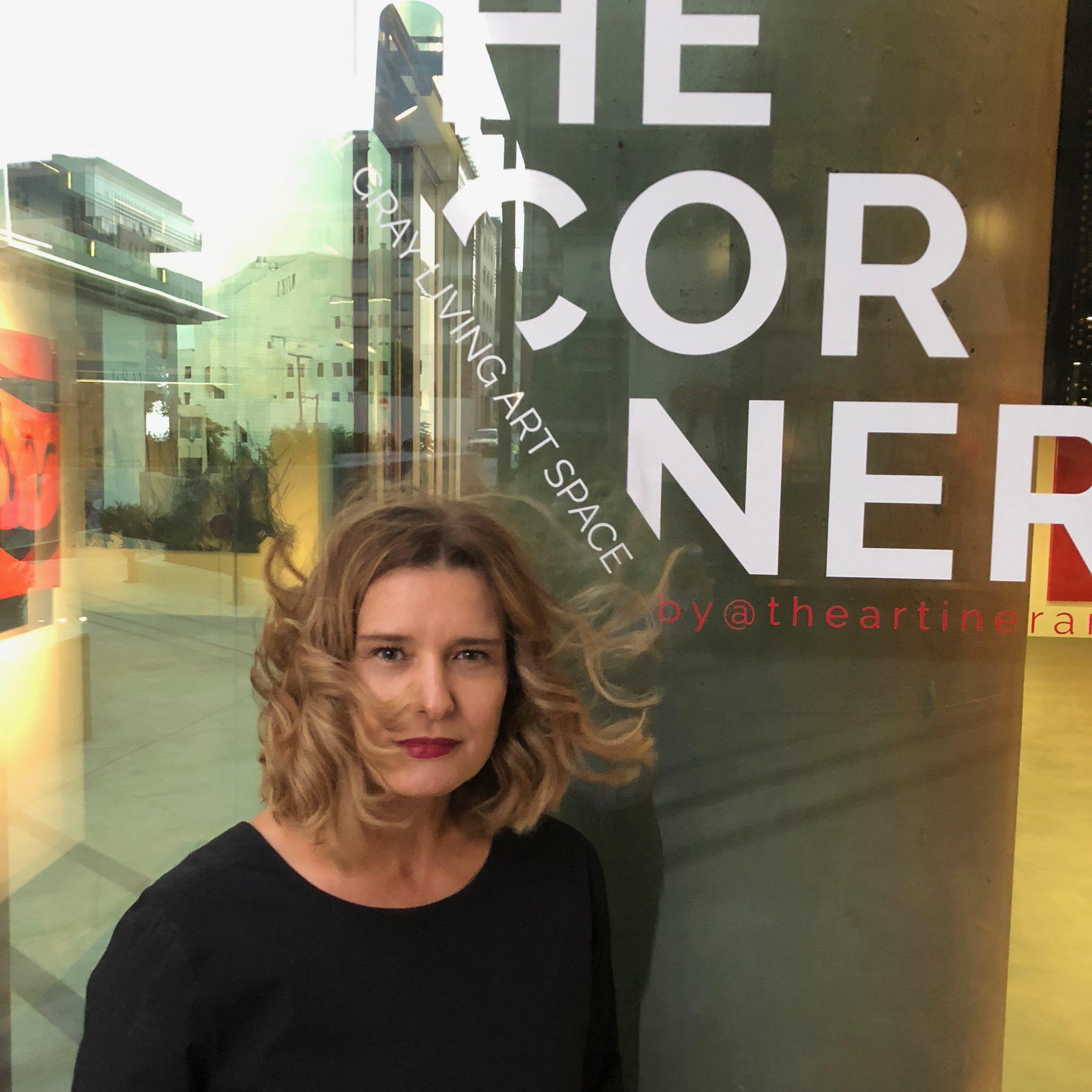 The Corner art gallery