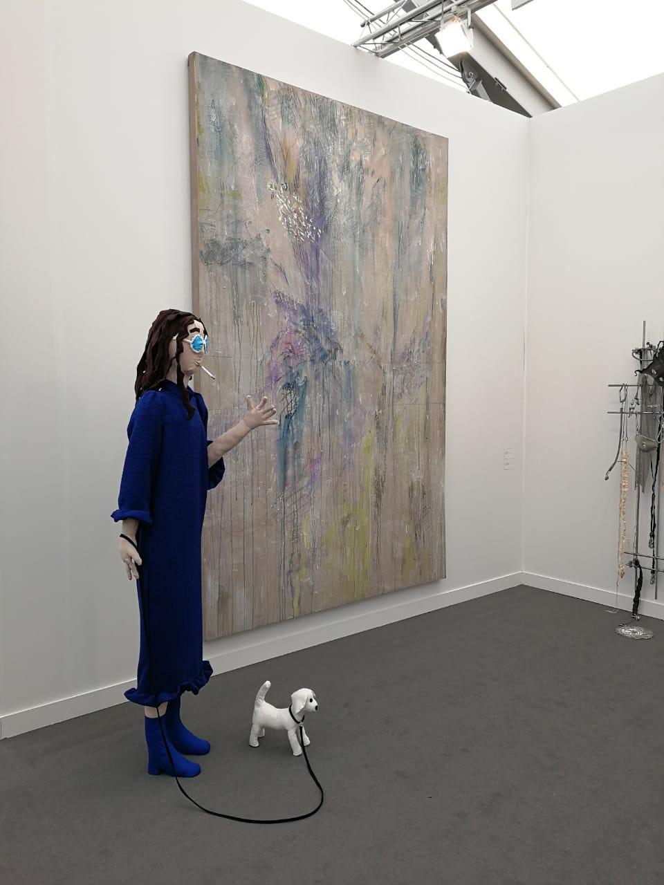 Hannah Hoffman gallery, LA