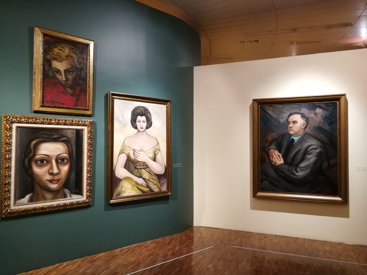 Works by some of Mexico's most renowned Modern Art artists