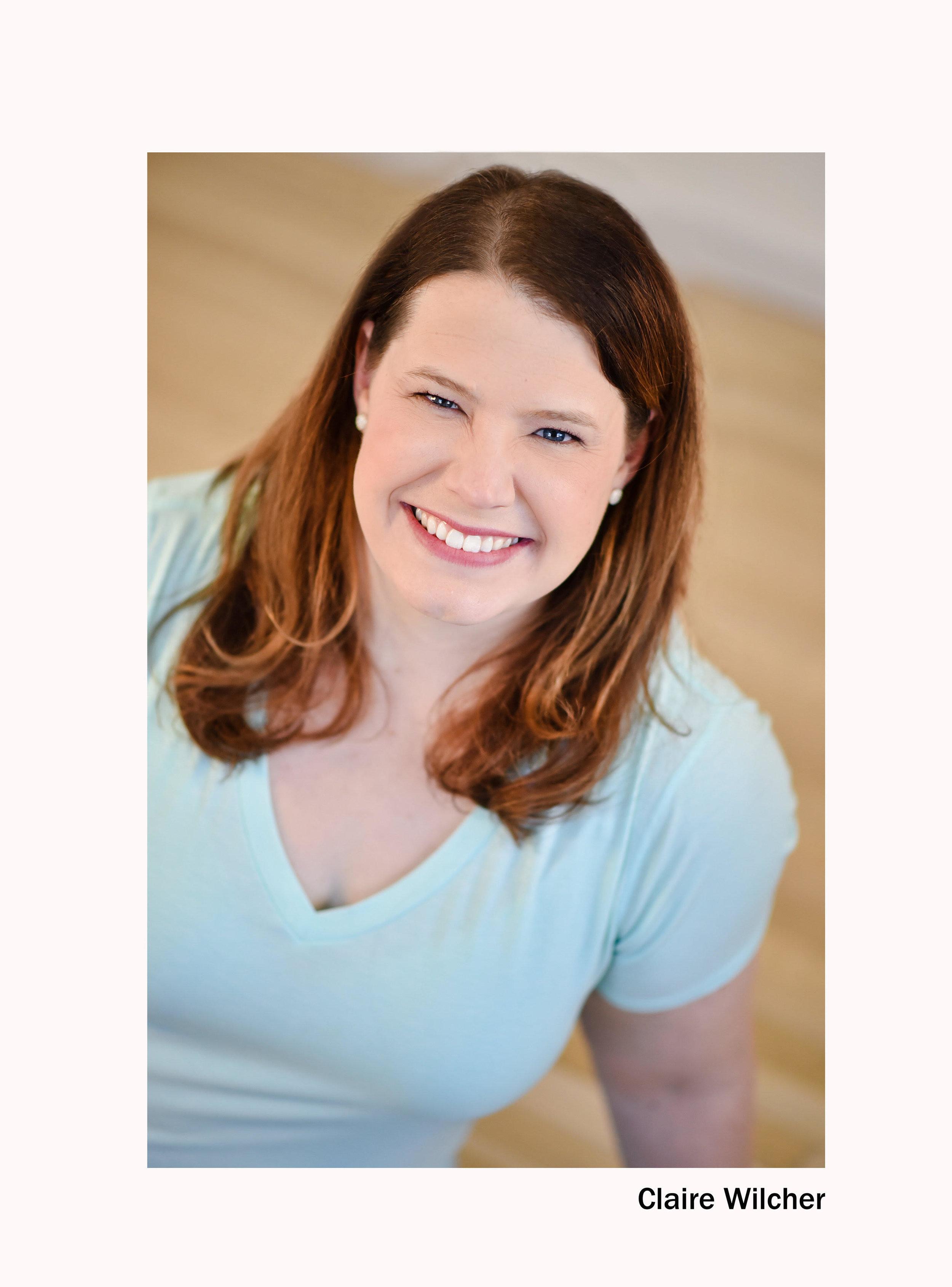Claire Wilcher