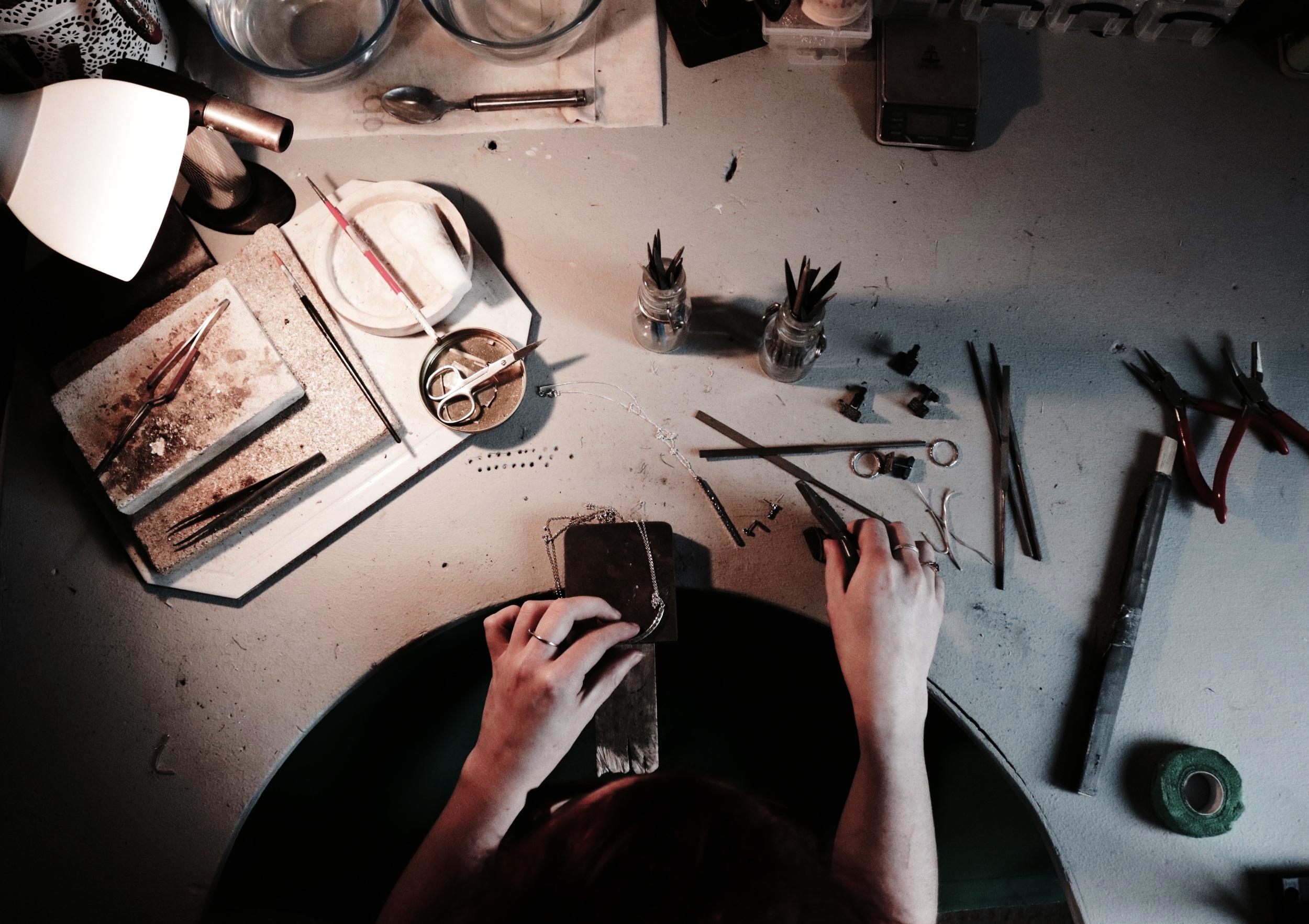 Kirsten Manzi Jewellery Classes